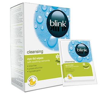 Blink Salviette Sterili Detergenti