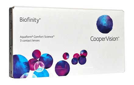Biofinity (3 lenti)