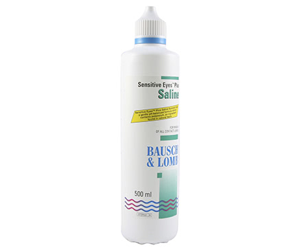 Sensitive Eyes Plus Soluzione Salina (500ml)