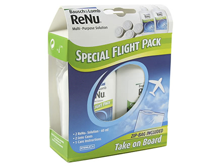 ReNu Multi-Purpose Set da viaggio