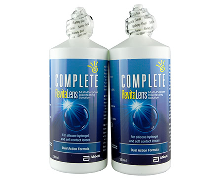 Complete RevitaLens 2x360ml