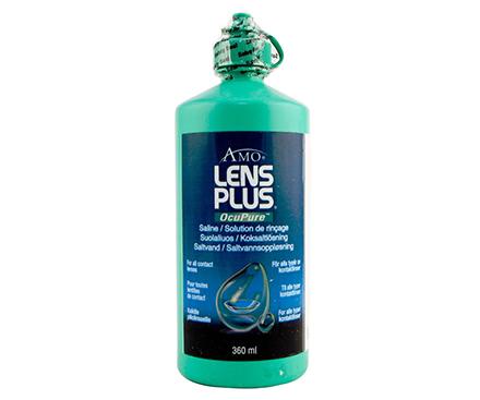 Lens Plus OcuPure Soluzione Fisiologica