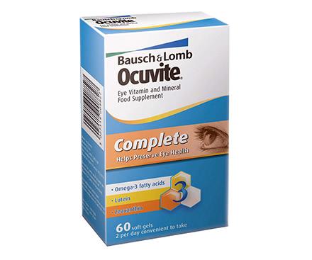 Ocuvite Complete (60 pastiglie)