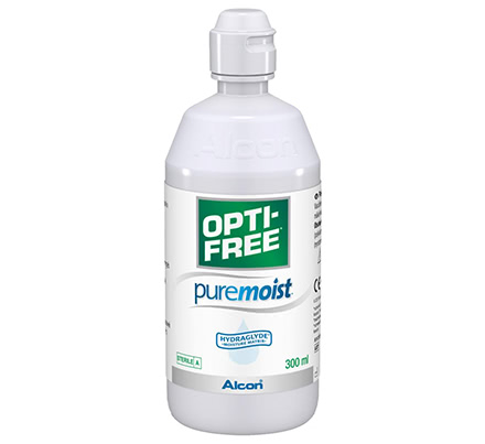 Opti-Free PureMoist (300ml)