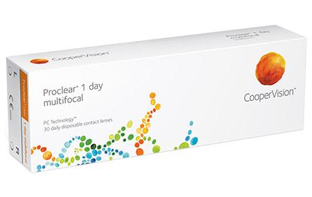 Proclear 1 Day Multifocal (30 lenti)