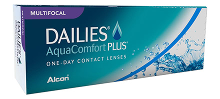 Dailies Aqua Comfort Plus Multifocal (30 lenti)
