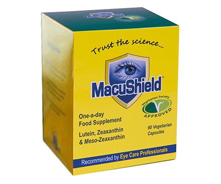 MacuShield Vegetarian (90 capsule)
