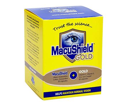 MacuShield Gold (90 capsule)