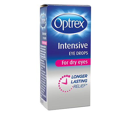 Optrex Intensive Collirio