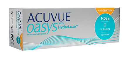 ACUVUE Oasys 1 Day for Astigmatism (30 lenti)