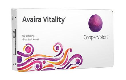 Avaira Vitality (6 lenti)