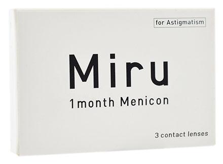 Miru 1month for Astigmatism (3 lenti)