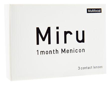 Miru 1month Multifocal (3 lenti)