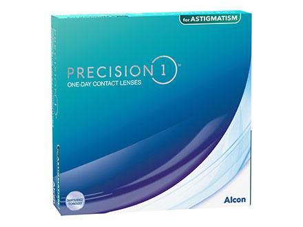 Precision 1 for Astigmatism (90 lenti)